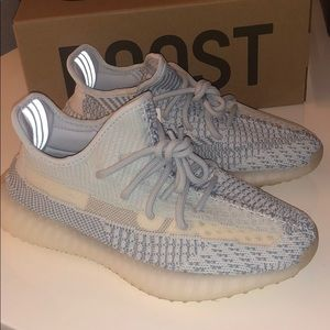 Yeezy cloud white (non reflective)